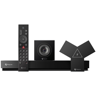 Poly G7500 Video Conferencing Bundle for Small Rooms