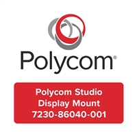 Polycom Studio Display Mounting Kit