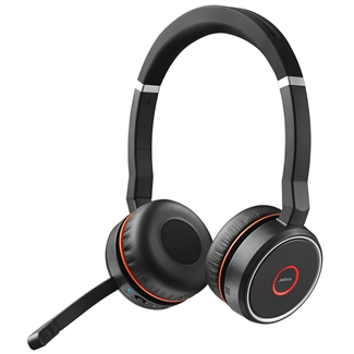 Jabra Evolve 75 MS Stereo Wireless Headset