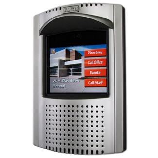 Algo 8036 Video Touchscreen IP Intercom