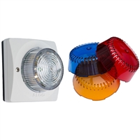Algo 8128ABR SIP Strobe Light, 3 Colors