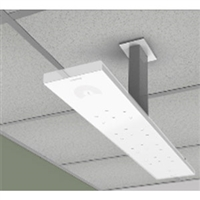 Clearone 910-001-005-17 Ceiling Mount for Microphone Array, White