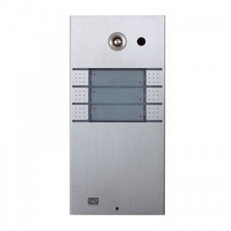 2N Helios Analog Door Phone, 6 Direct Call Buttons
