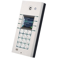 2N Helios IP Vario, 6 Buttons, Camera, Display, Keypad