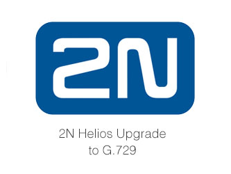 2N Helios IP License , G.729