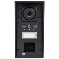 2N Helios IP Force IP69K Intercom, 1 Button, SD Camera, Pictograms, RFID Ready