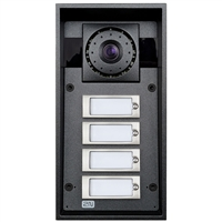 2N Helios IP Force IP69K Intercom, 4 Buttons, HD Camera