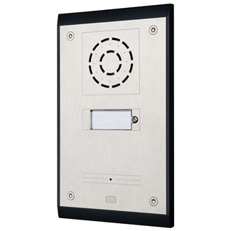 2N Helios IP Uni Intercom, 1 Button