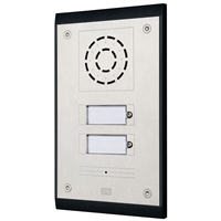 2N Helios IP Uni Intercom, 2 Buttons
