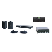 Clearone 930-154-101 Interact At Audio Conferencing Bundle C