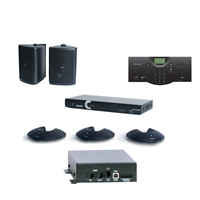 Clearone 930-154-301 Interact At Audio Conferencing Bundle D