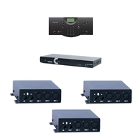 Clearone 930-154-700 Interact At Audio Conferencing Bundle J