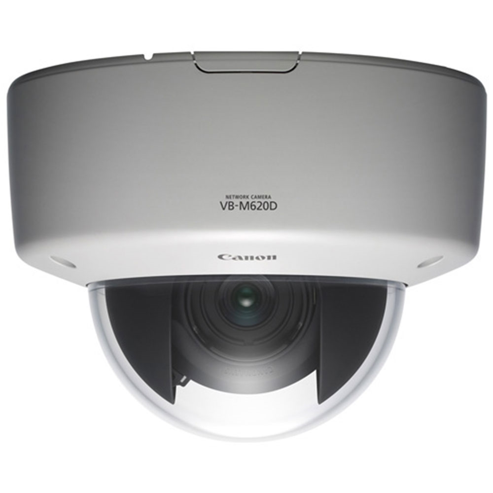 New Driver: Canon VB-M620D Network Camera