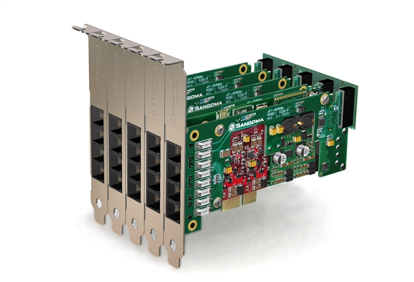 Sangoma A400 FXO-5 Module