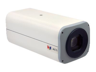 ACTi B210, 10MP Outdoor Zoom Box, Network Surveillance Camera