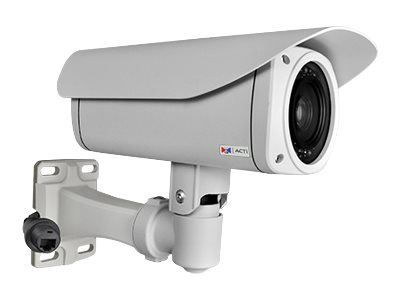 ACTi B410, 10MP Outdoor Zoom Bullet, Network Surveillance Camera