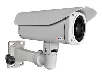ACTi B44, 1.3MP Outdoor Zoom Bullet, Network Surveillance Camera