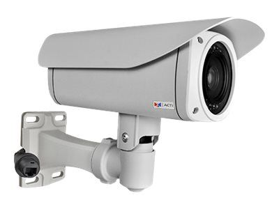 ACTi B45, 2MP Zoom Bullet, Network Surveillance Camera