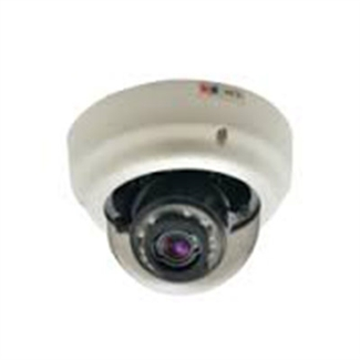 ACTi B53, 3MP Indoor Dome, Network Surveillance Camera
