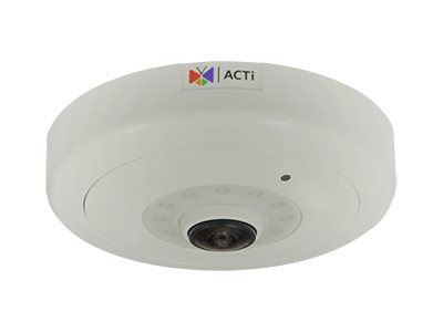 ACTi B59, 6MP Video Analytics Indoor Hemispheric Dome, Network Surveillance Camera