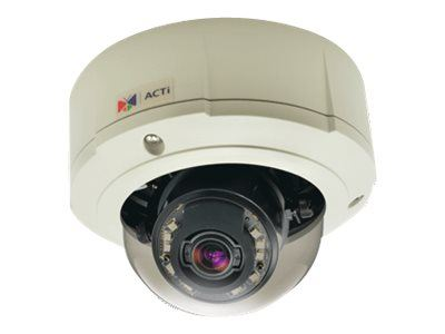 ACTi B82, 5MP Outdoor Zoom Dome, Network Surveillance Camera