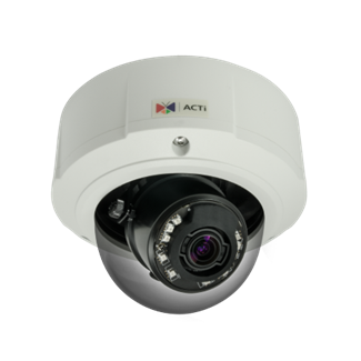 ACTi B85, 2MP Outdoor Dome, Network Surveillance Camera