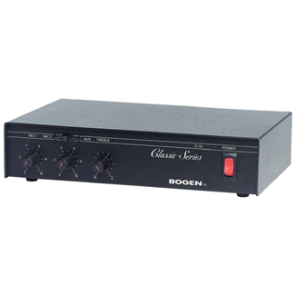 Bogen C10 Public Address Amplifier
