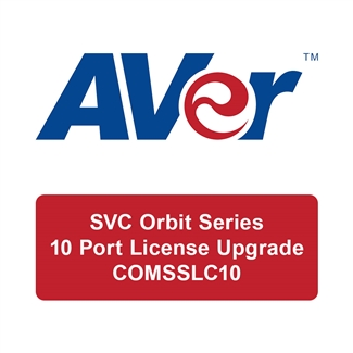 AVer SVC Orbit Series 10 Port Upgrade License