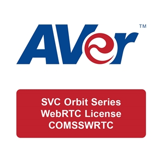 AVer SVC Orbit Series WebRTC Upgrade License