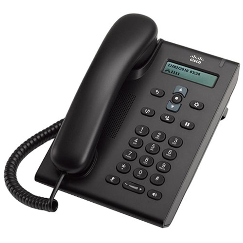 Cisco 3905 1-Line VoIP Phone - CP-3905
