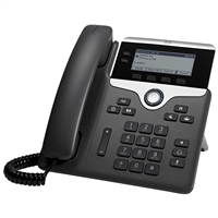 Cisco IP Phone 7821 with Multiplatform Firmware