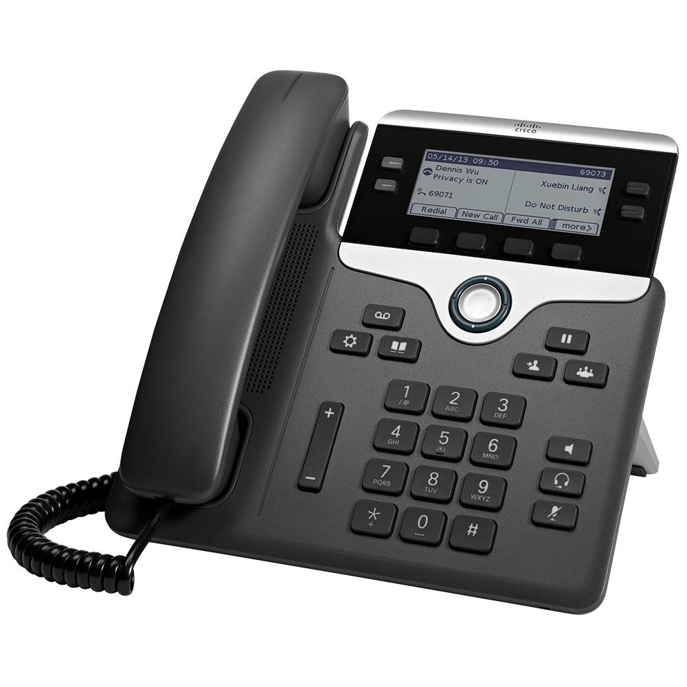 Cisco 7841 SIP VoIP Phone - CP-7841-3PCC-K9