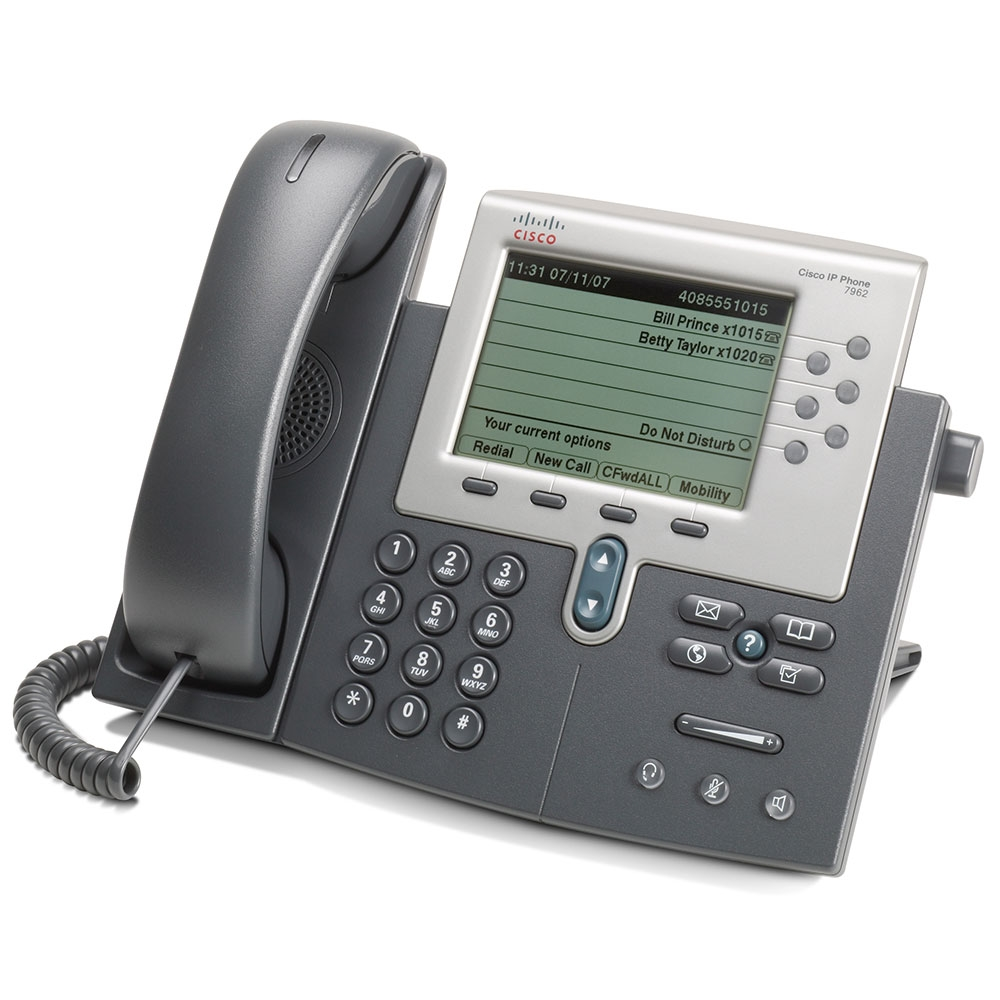 Cisco cp-7962g unified ip phone, overstock.
