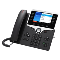 Cisco IP Phone 8861 with Multiplatform Firmware