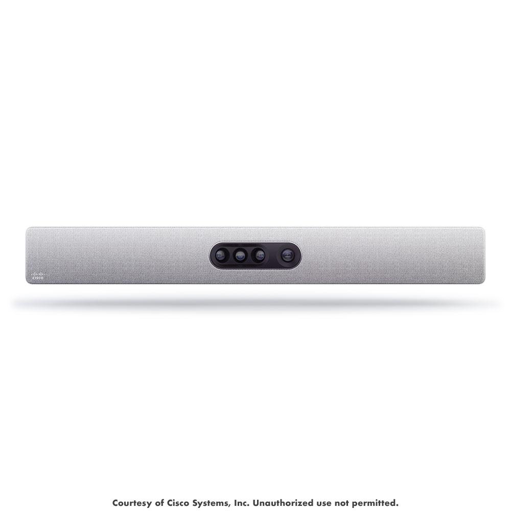 Cisco SX80 TelePresence, Quad Camera, Touch 10 - CTS-SX80-IPQC-K9