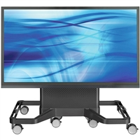 AVTEQ DynamiQ Touch Panel AV Cart, 55-inch