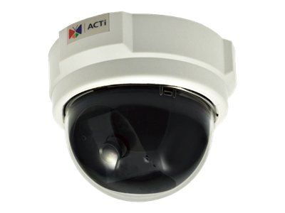 ACTi D51, 1MP Indoor, Network Surveillance Camera