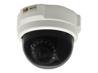 ACTi D55, 3MP Indoor, Network Surveillance Camera