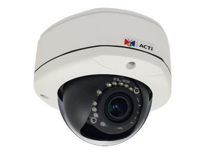 ACTi D82A, 3MP Outdoor Dome, Network Surveillance Camera