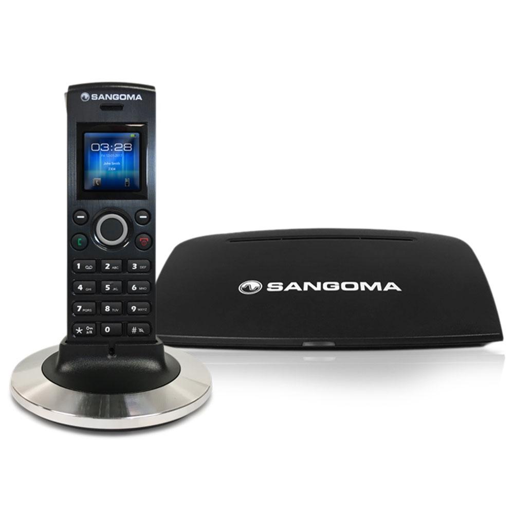 Kết quả hình ảnh cho Điện thoại IP Sangoma DC201