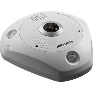 Hikvision DS-2CD63C2F-IV 12 Megapixel Fisheye Network Camera
