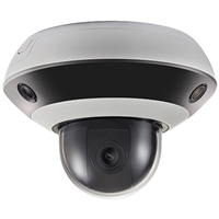 Hikvision DS-2PT3326IZ-DE3 Panoramic & PTZ IP Camera