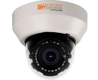 Digital Watchdog DWC-MD421TIR 2.1 Megapixel Indoor Dome IP Camera with IR