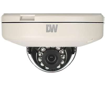 Digital Watchdog DWC-MF21M4TIR 2.1 Megapixel Surface Mount Indoor/Outdoor Dome IP Camera with IR