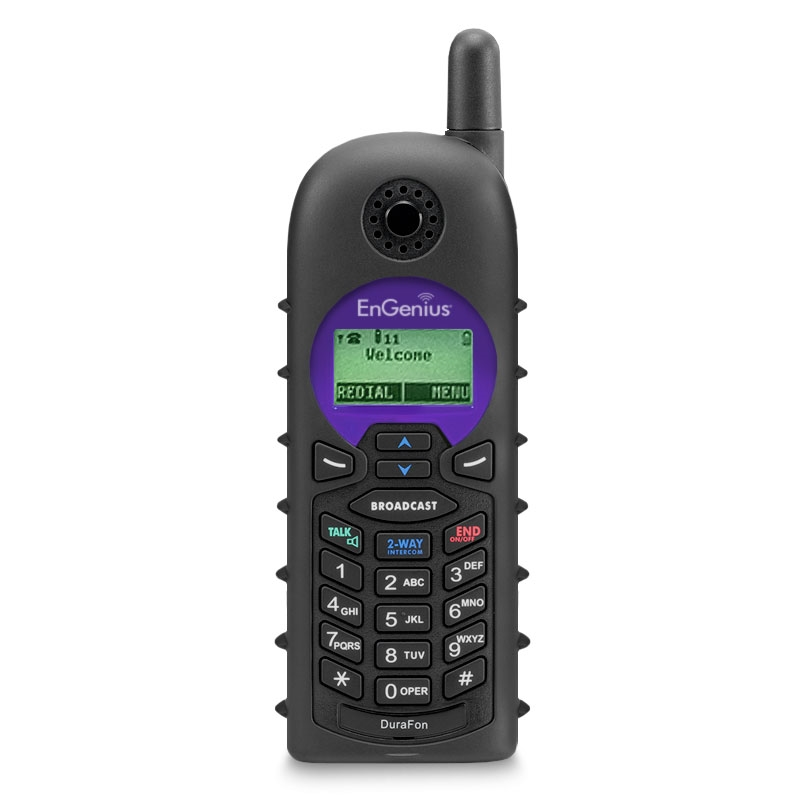 Engenius Durafon Sip Cordless Ip Phone