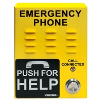 Viking E-1600-45-IP-EWP Emergency Phone