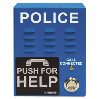 Viking E-1600-60-IP-EWP Police Phone