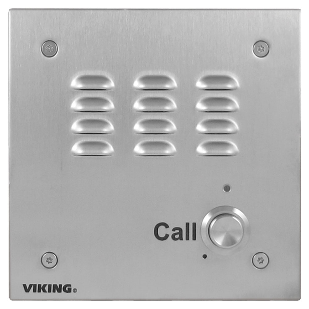 Viking E 30 Ip Voip Entry Phone Ip Phone Warehouse