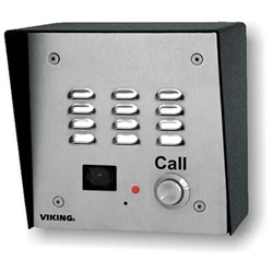 Viking E-35-IP-EWP Entry Phone with Camera
