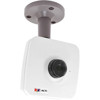 ACTi E13A, 5MP Cube Wdr Fix Len, Network Surveillance Camera